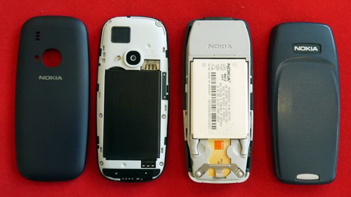 nokia 3310 2017 back cover