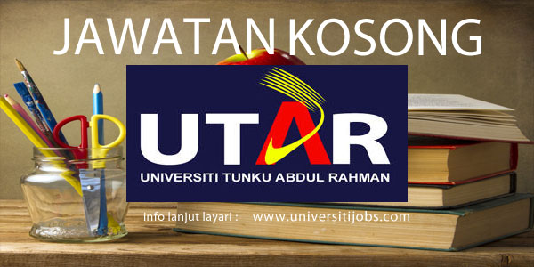 Jawatan Kosong Universiti Tunku Abdul Rahman 2016-IT Positions