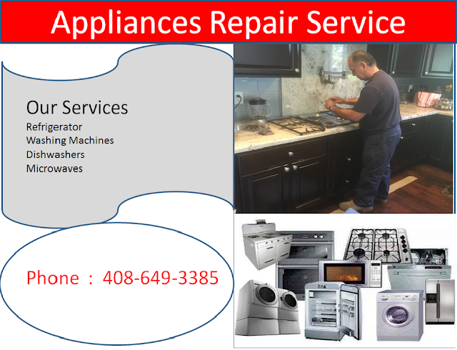 Appliance Repair Services To Keep Your Equipments