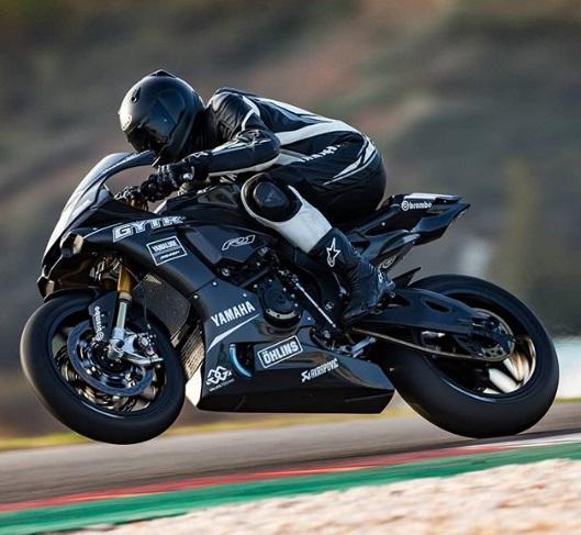 Performa Motor Yamaha YZF-R1M GYTR