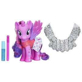 My Little Pony Fashion Style Twilight Sparkle Brushable Pony
