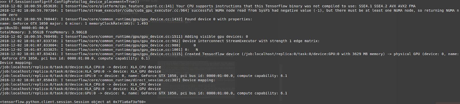 View: Installing Conda TensorFlow-gpu and Keras on Ubuntu