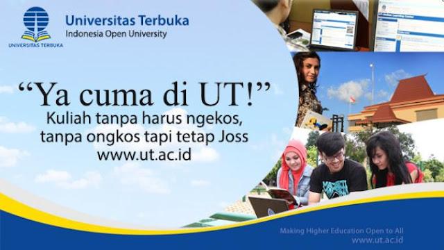 Mengenal Universitas Terbuka