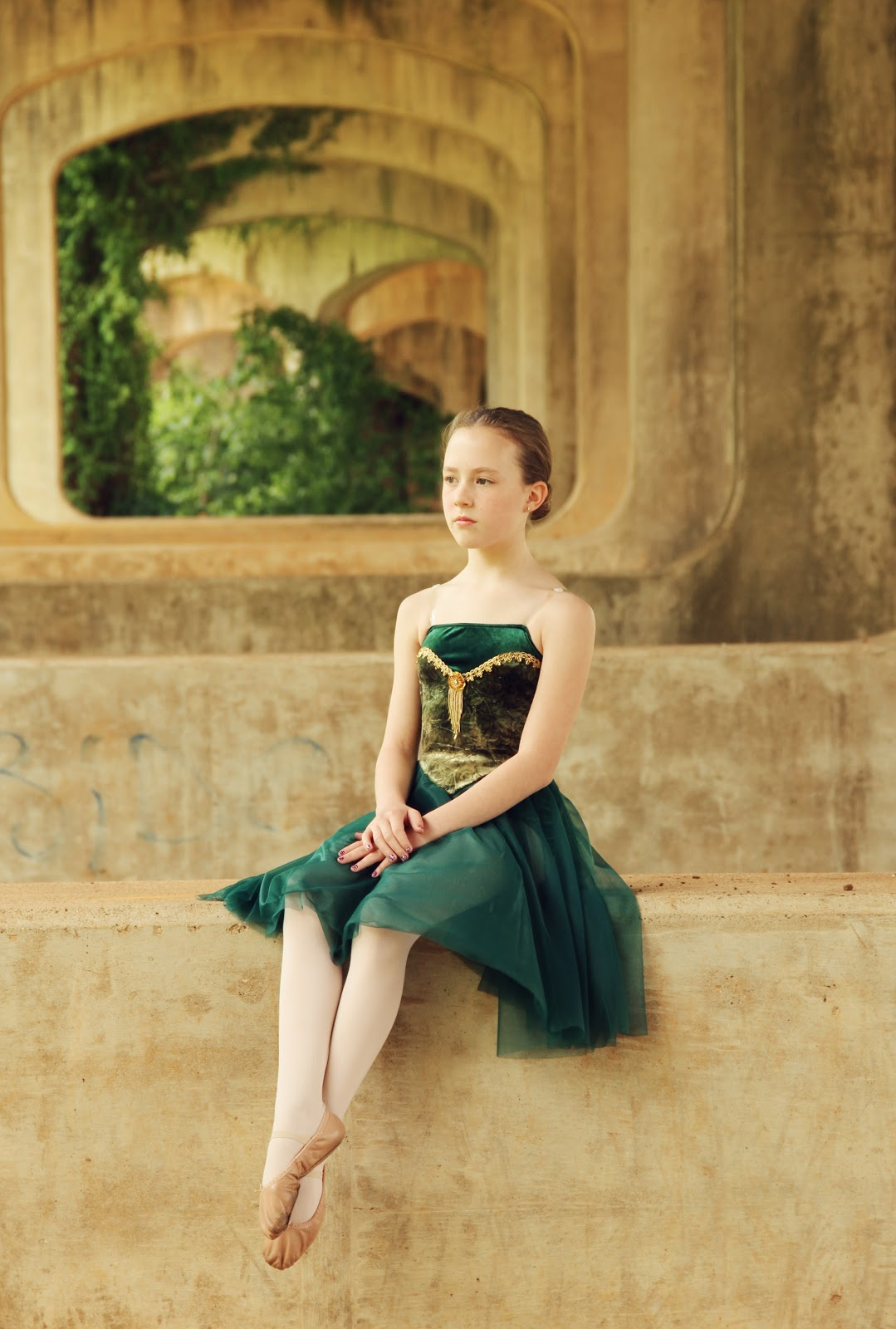 Andrea Howard Blog Beautiful Ballerina Photo Session
