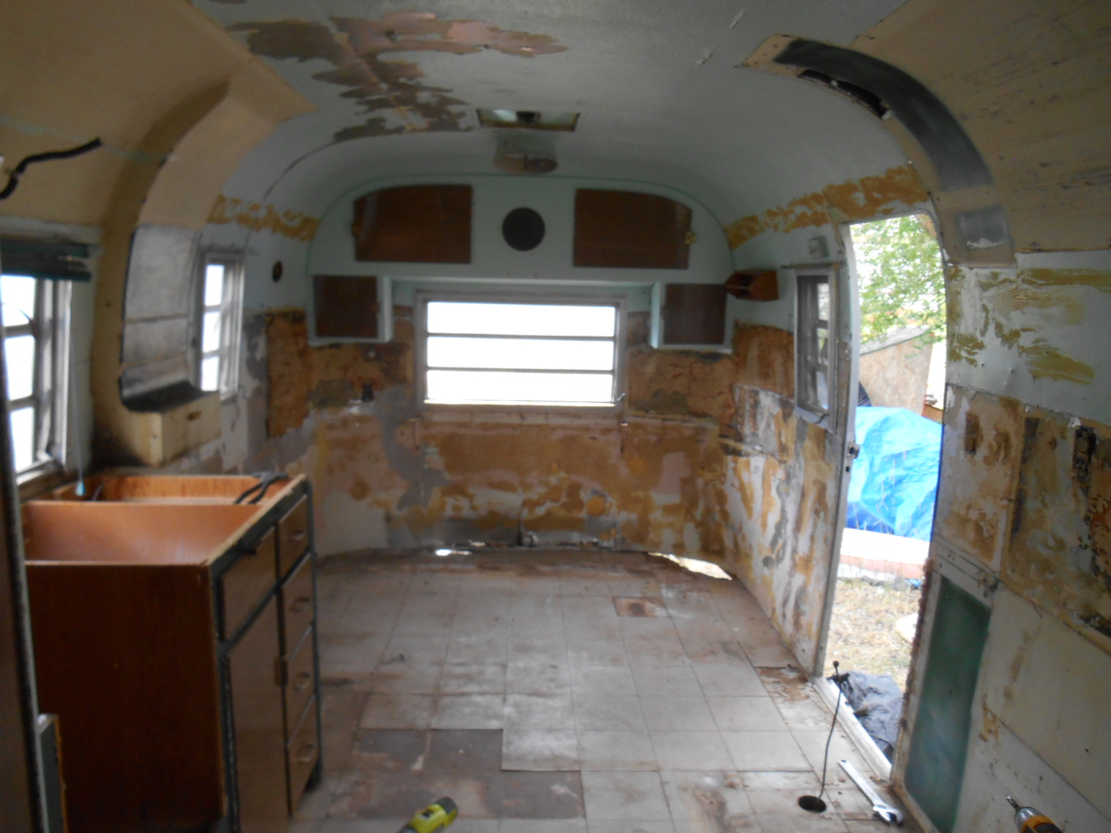 Gypsy Bags And Rags Vintage 1965 Avion Trailer Remodel