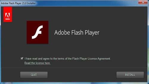 تحميل برنامج adobe flash