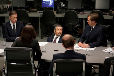 Johnny English Reborn 2011 movie still Rowan Atkinson