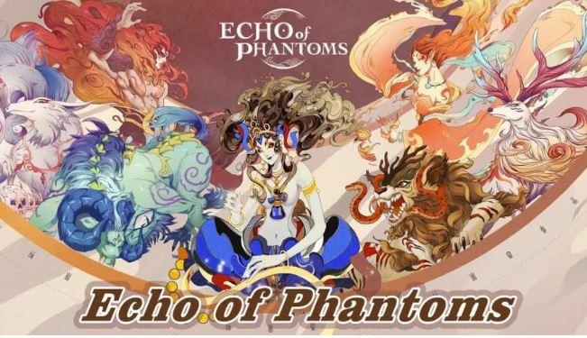 Echo Of Phantoms Game MMORPG Adaptasi Novel