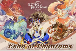 Echo Of Phantoms Game MMORPG Adaptasi Novel