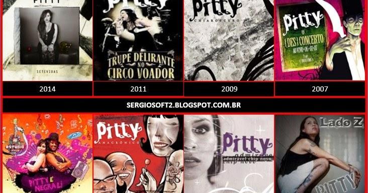 discografia de pitty para