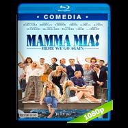 Mamma Mía! Vamos otra vez (2018) BRRip 1080p Audio Dual Latino-Ingles