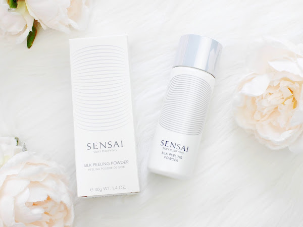 Sensai Silk Purifying Peeling Powder