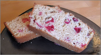 Bisquick's Sour Cream-Cranberry Bread