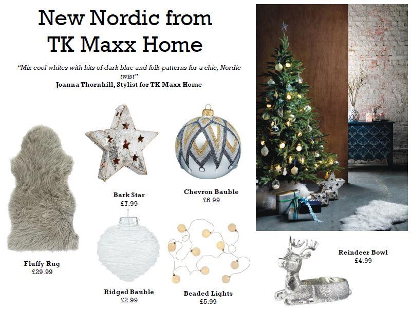 Http Www Littlelifeofscrap Co Uk 2016 11 Christmas 2016 Tk Maxx Home Decor Html