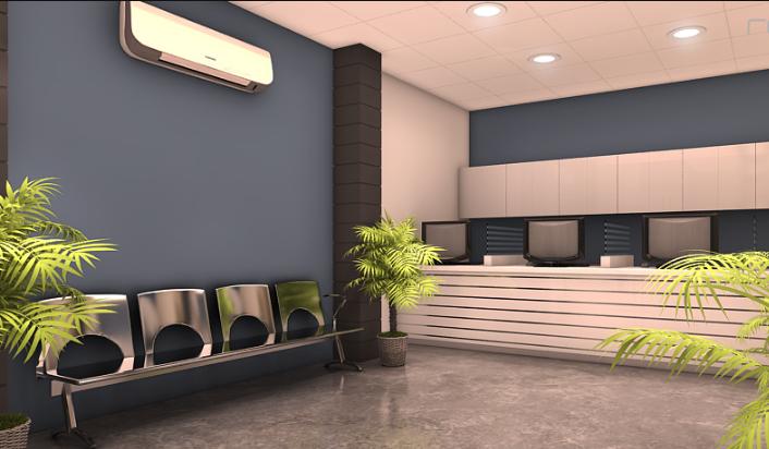 office interior renovation singapore