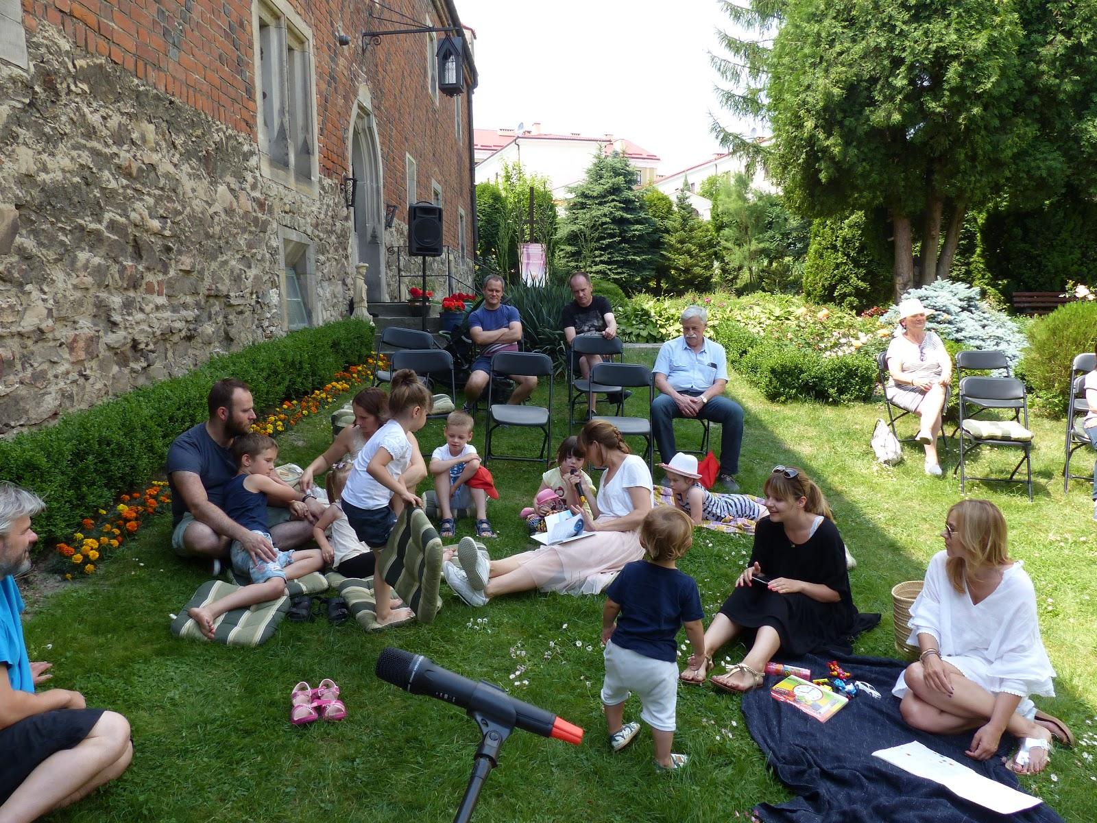 Dom Długosza Salon Poezji Dla Dzieci