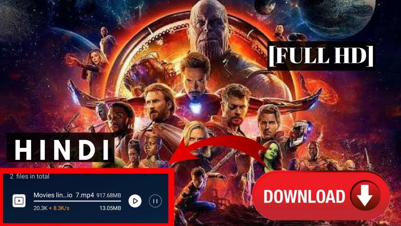 Avenger Infinity War Hindi Trailer Video Download 3GP MP4 HD