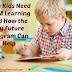 Why Kids Need STEM Learning And How the My.Future Program Can Help.