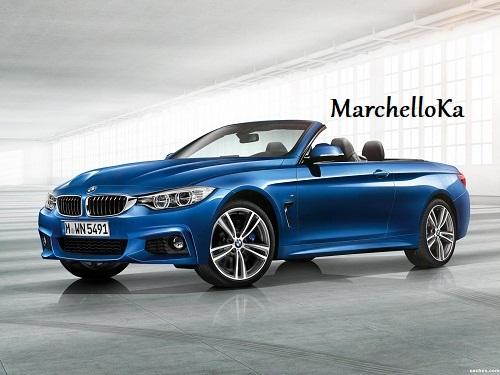 Harga mobil BMW seri ke empat