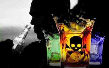 Polisi Sebut Miras Oplosan Pakai Alkohol 98 Persen