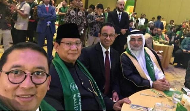 Hadiri Ulang Tahun Kerajaan, Bukti Prabowo Dekat dengan Arab Saudi