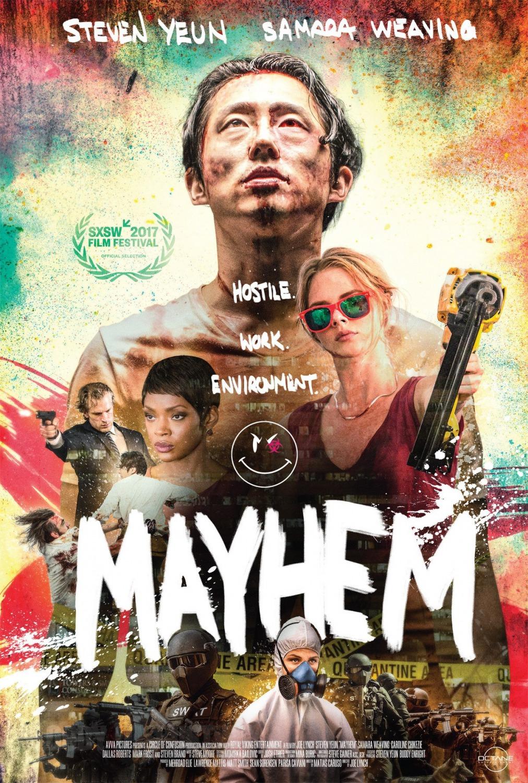Nonton Film Mayhem (2017)