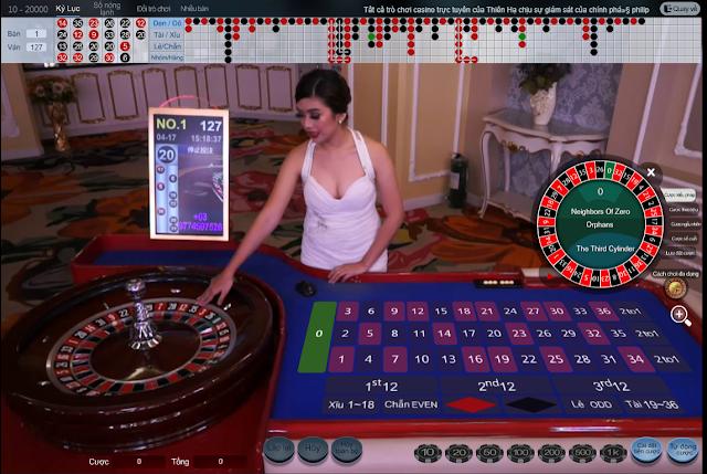 casino online (truc tuyen)