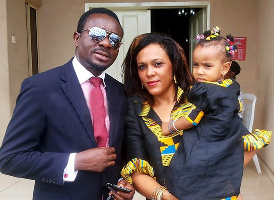 I cried everyday when my wife left me - Emeka Ike