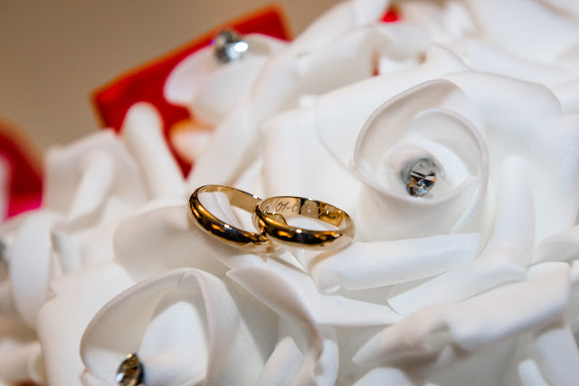 City Hall wedding in New York