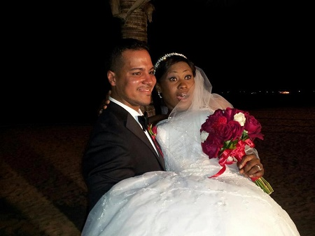Uche Jumbo And Hubby Rodriguez Celebrate 4th Wedding Anniversary 40 Times They Gave Us Hy Goals Photos