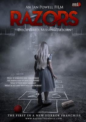 Razors: The Return of Jack the Ripper Poster