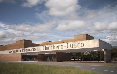 Aeropuerto Internacional de Chinchero