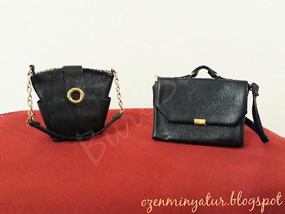 Miniature bags,