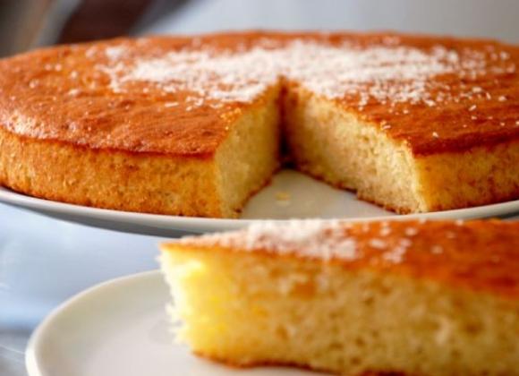Torta de las 9 cucharadas