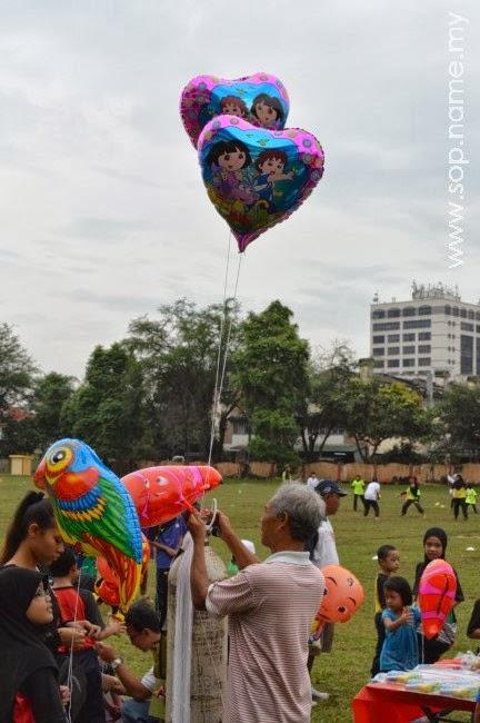 Karnival SK Taman Seri Rampai 2013