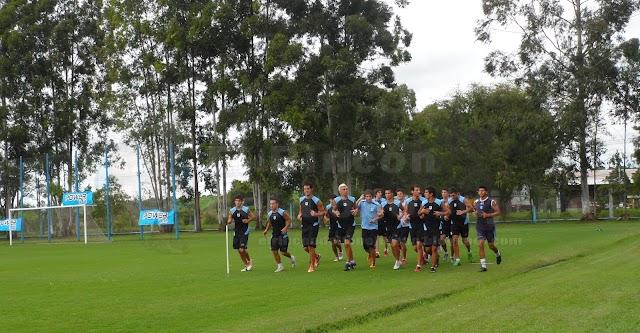 Gimnasia regresó al trabajo pensando en Quilmes