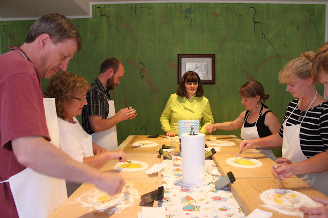 The Art and Practice of Handmade Fresh Pasta