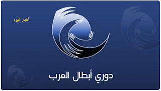 موعد عودة دوري ابطال العرب 2017 والفرق المشاركة في البطولة من مصر والسعودية