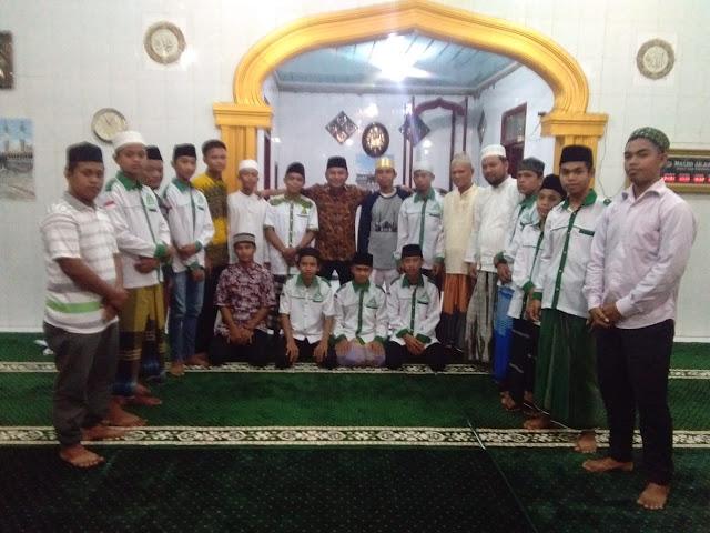 Bupati Hadiri Tablik Akbar Di Masjid Ar-Rahman Barus