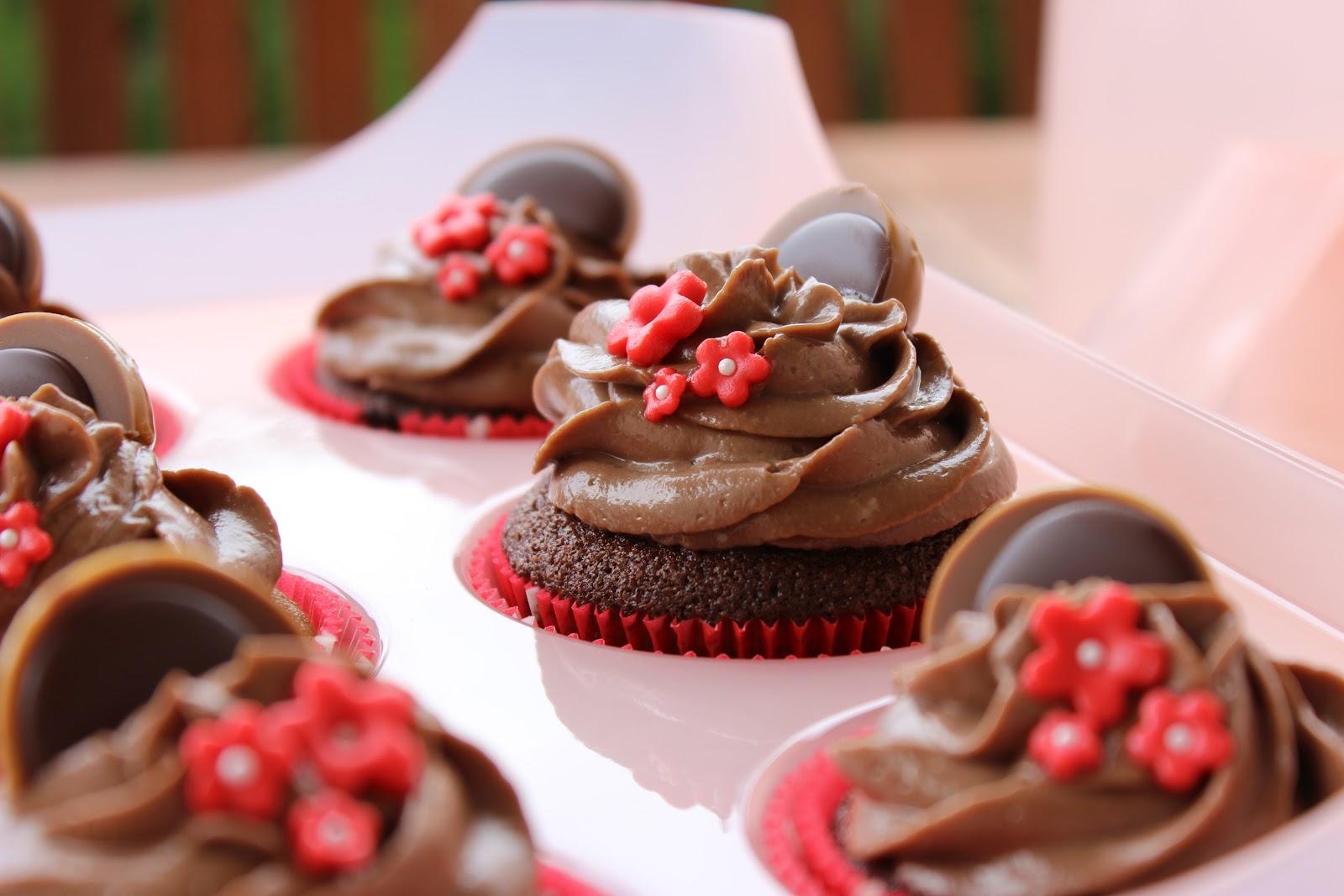 homemade treats s e deko f r cupcakes. Black Bedroom Furniture Sets. Home Design Ideas