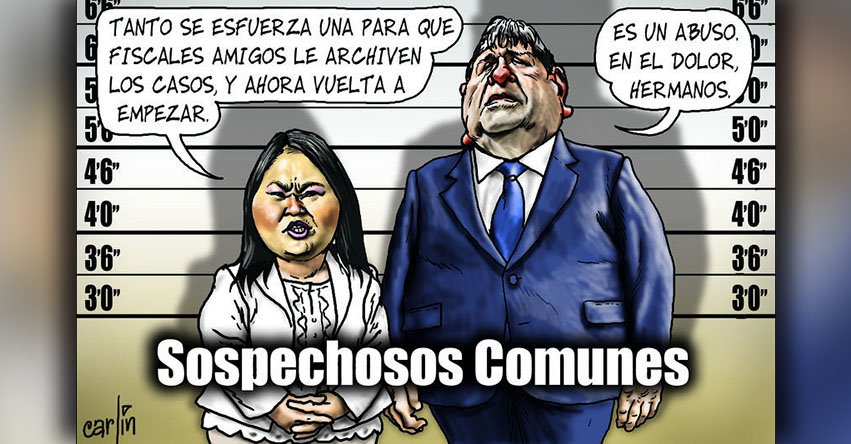 Carlincaturas Jueves 5 Octubre 2017 - La República
