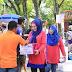 Ketua IPEMI Sumbar Lisda Hendrajoni Galang Dana untuk Palu dan Donggala