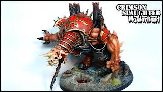 Crimson Slaughter CSM