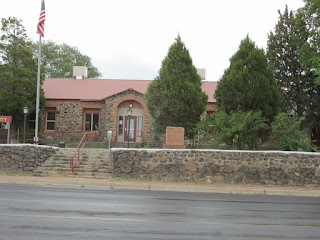 round valley courthouse arizona