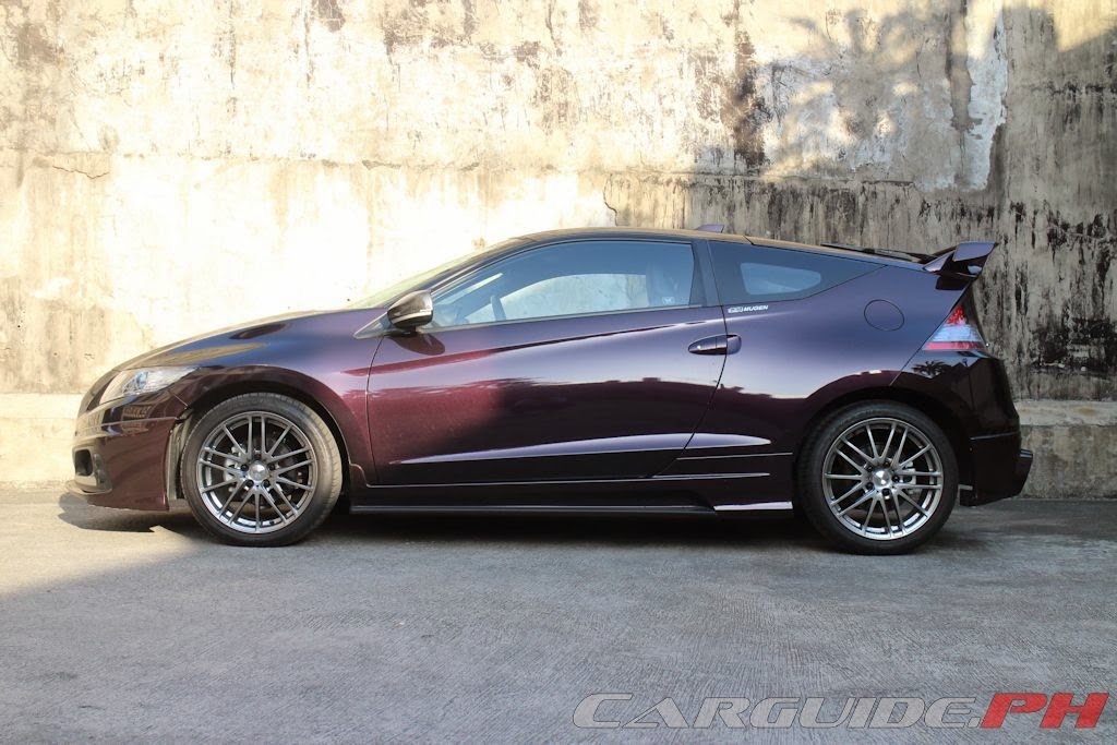Review: 2014 Honda CR-Z Mugen CVT | Philippine Car News, Car