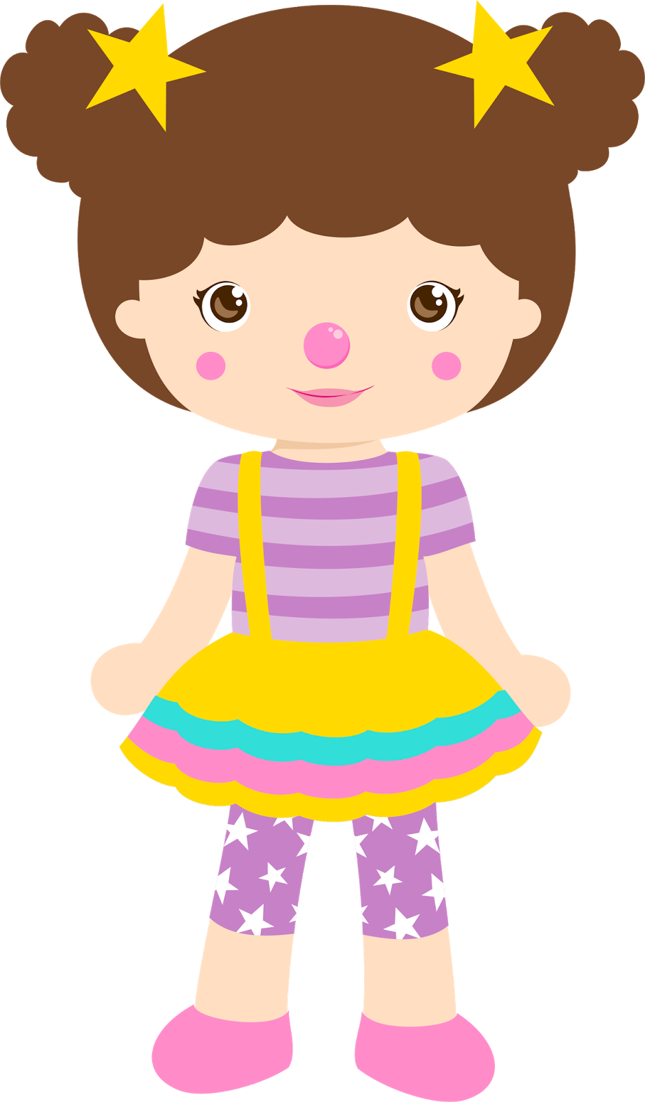 Girl Circus Clipart Oh My Fiesta In English