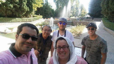 Being registered as a chain UNESCO heritage site, the nine heavenly Persian Gardens are among the most beloved and iconic landscapes with their distinctive properties, picture-postcard views of water stream and the historic Persian pavilions. Lesser-known Shazde Garden near Kerman