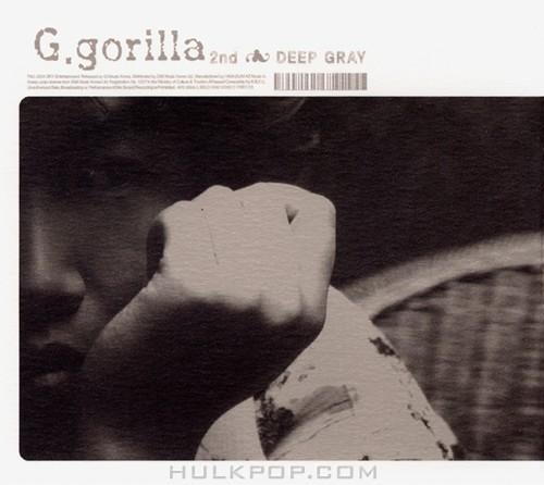 G.Gorilla – Vol.2 Deep Gray