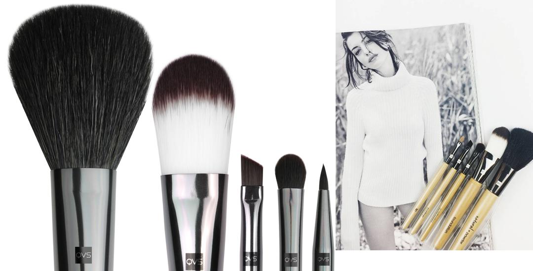 QVS Makeup Brushes