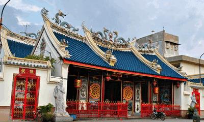 Kompleks Pecinan (Chinatown)